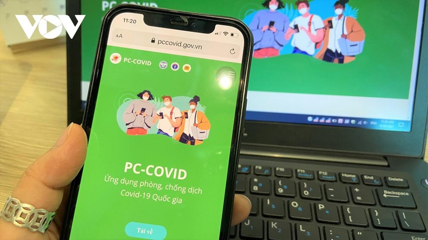 Thong tin bi sai tren app PC-Covid: Chinh sua the nao?-Hinh-2