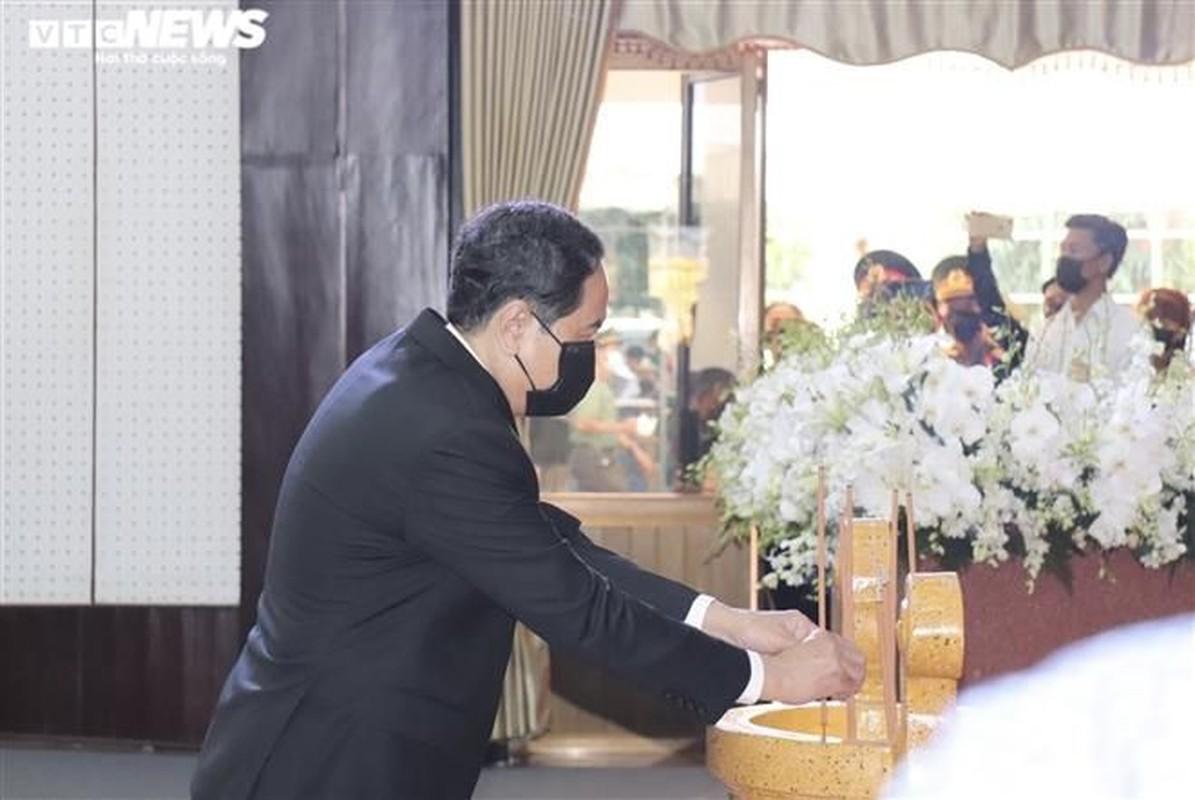 Lanh dao Dang, Nha nuoc vieng nguyen Pho Thu tuong Truong Vinh Trong-Hinh-11