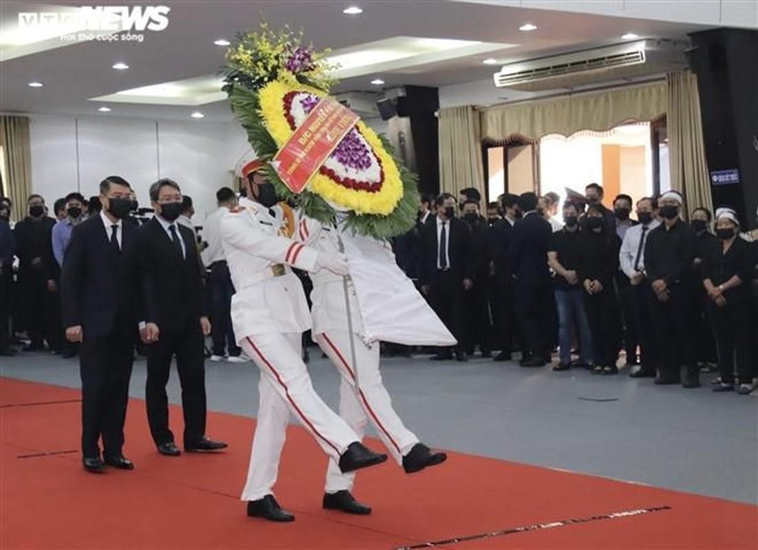 Lanh dao Dang, Nha nuoc vieng nguyen Pho Thu tuong Truong Vinh Trong-Hinh-2