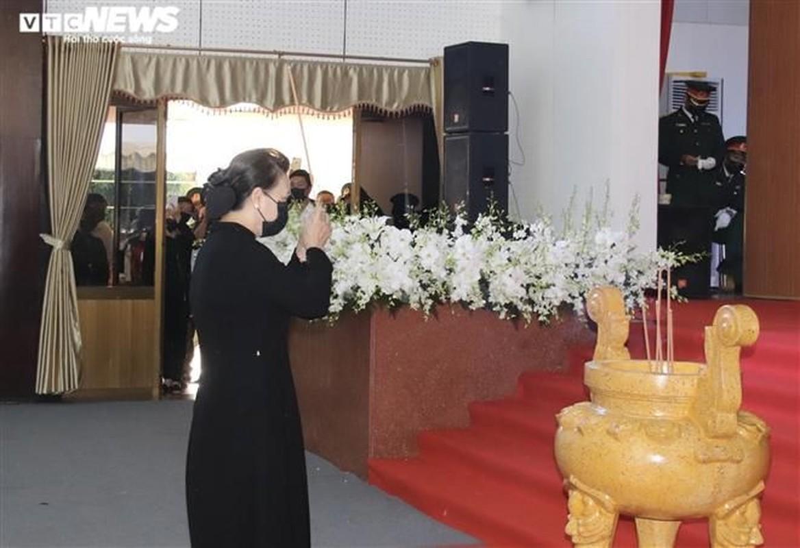 Lanh dao Dang, Nha nuoc vieng nguyen Pho Thu tuong Truong Vinh Trong-Hinh-9
