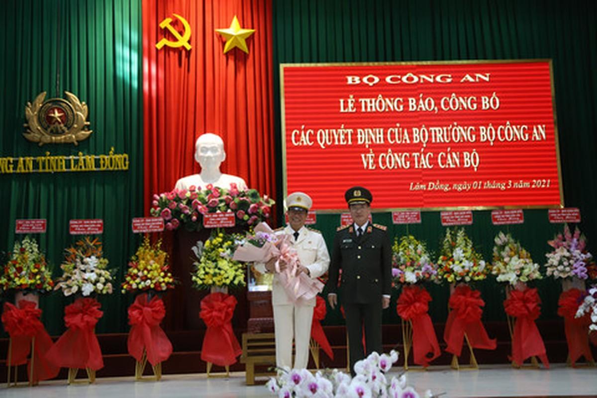 Chan dung tan Giam doc Cong an tinh Dak Lak