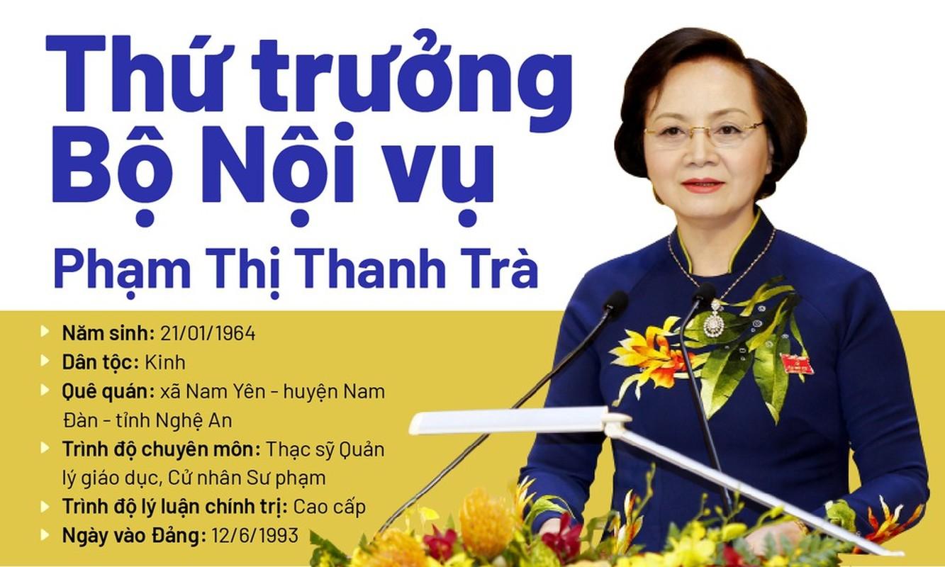 Nu Thu truong Bo Noi vu duoc gioi thieu ung cu Dai bieu Quoc hoi-Hinh-3