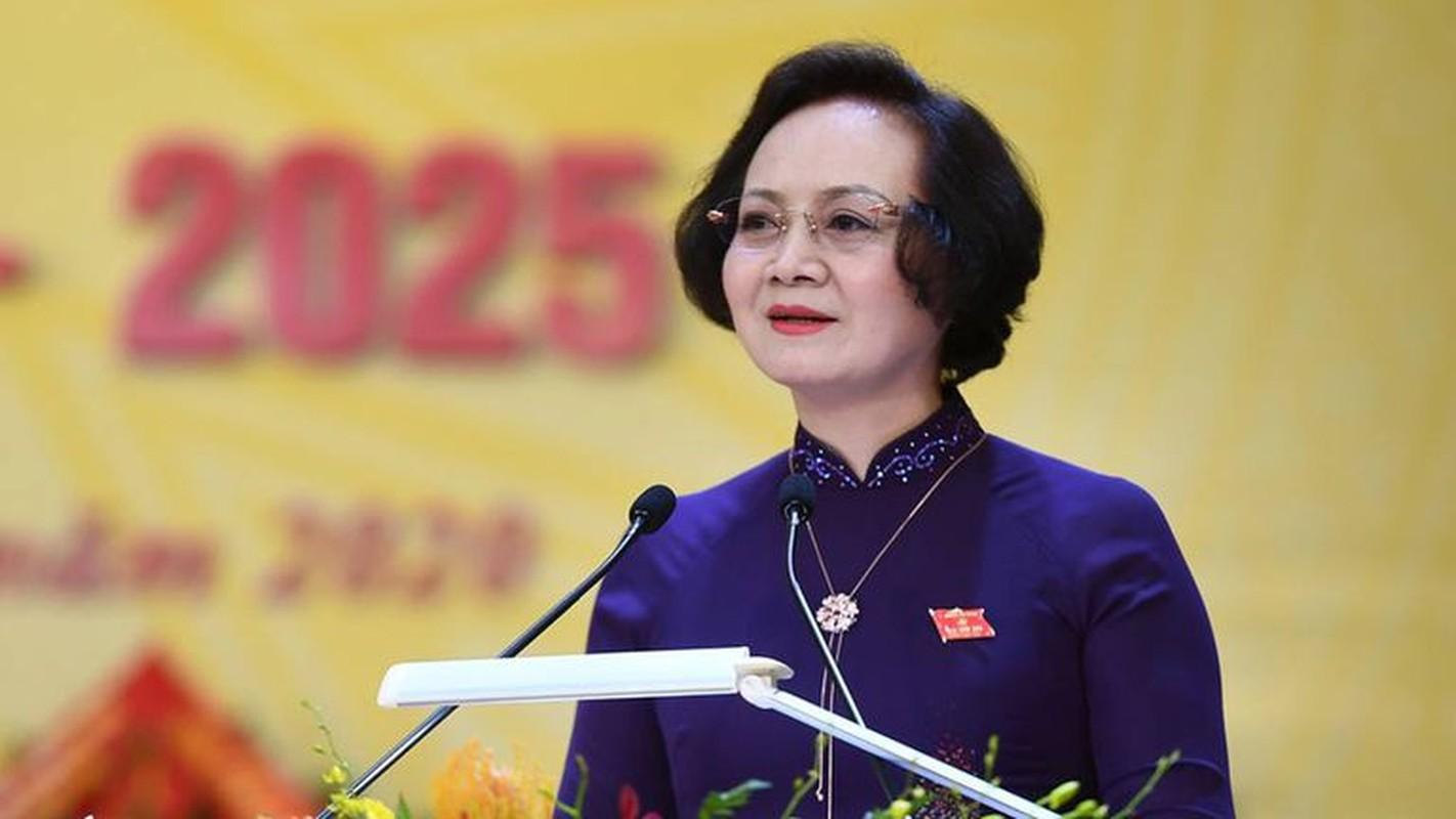Nu Thu truong Bo Noi vu duoc gioi thieu ung cu Dai bieu Quoc hoi-Hinh-5