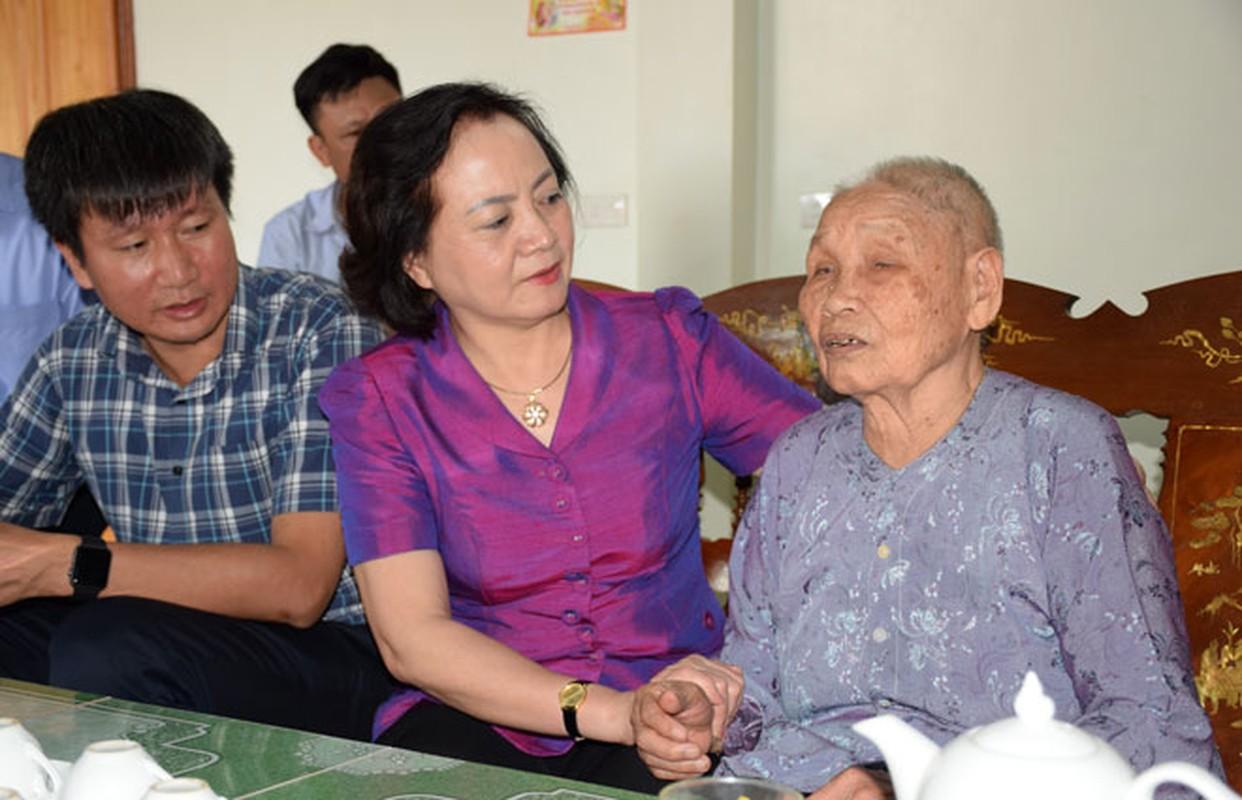 Nu Thu truong Bo Noi vu duoc gioi thieu ung cu Dai bieu Quoc hoi-Hinh-6