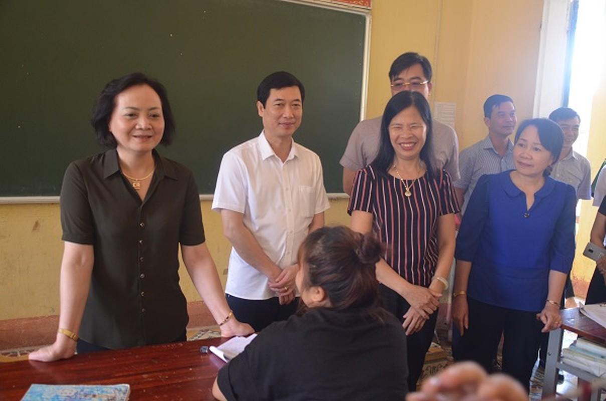 Nu Thu truong Bo Noi vu duoc gioi thieu ung cu Dai bieu Quoc hoi-Hinh-8