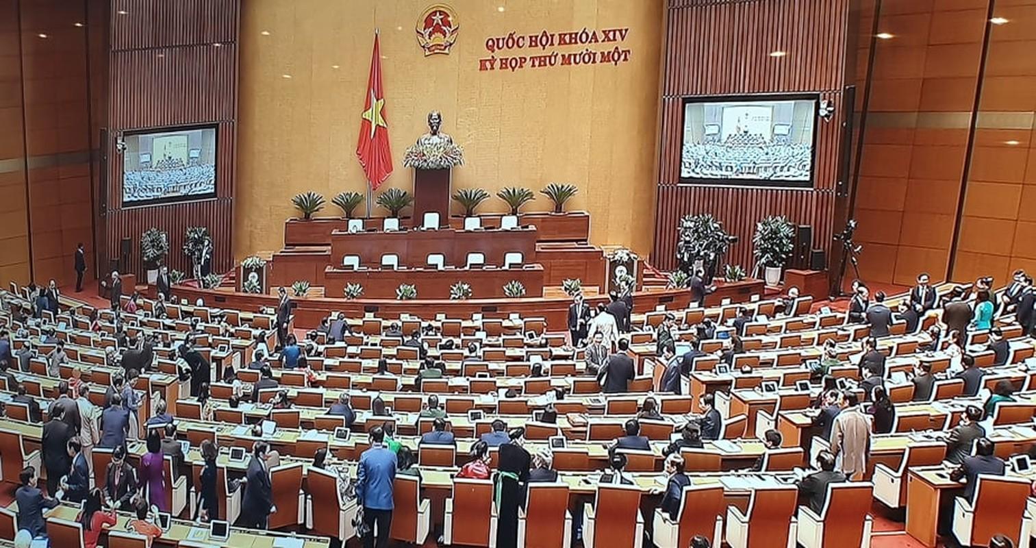 Lanh dao Dang, Nha nuoc va dai bieu Quoc hoi vao Lang vieng Chu tich Ho Chi Minh-Hinh-6
