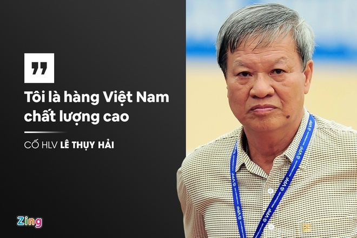 Nhung phat ngon an tuong cua HLV Le Thuy Hai