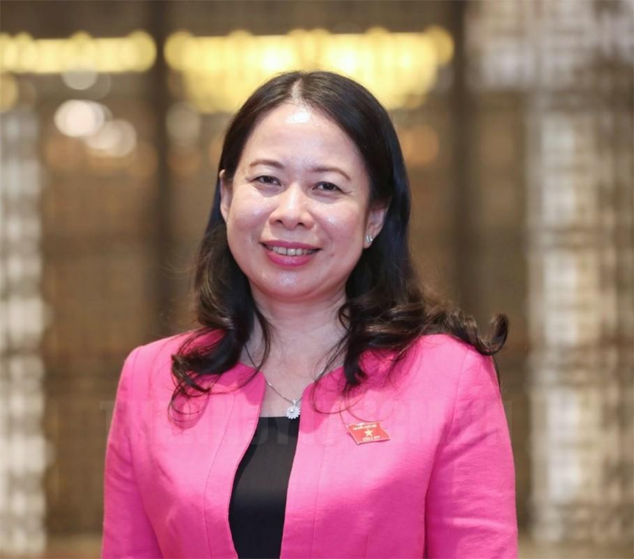 Ba Vo Thi Anh Xuan tai dac cu Pho chu tich nuoc-Hinh-2