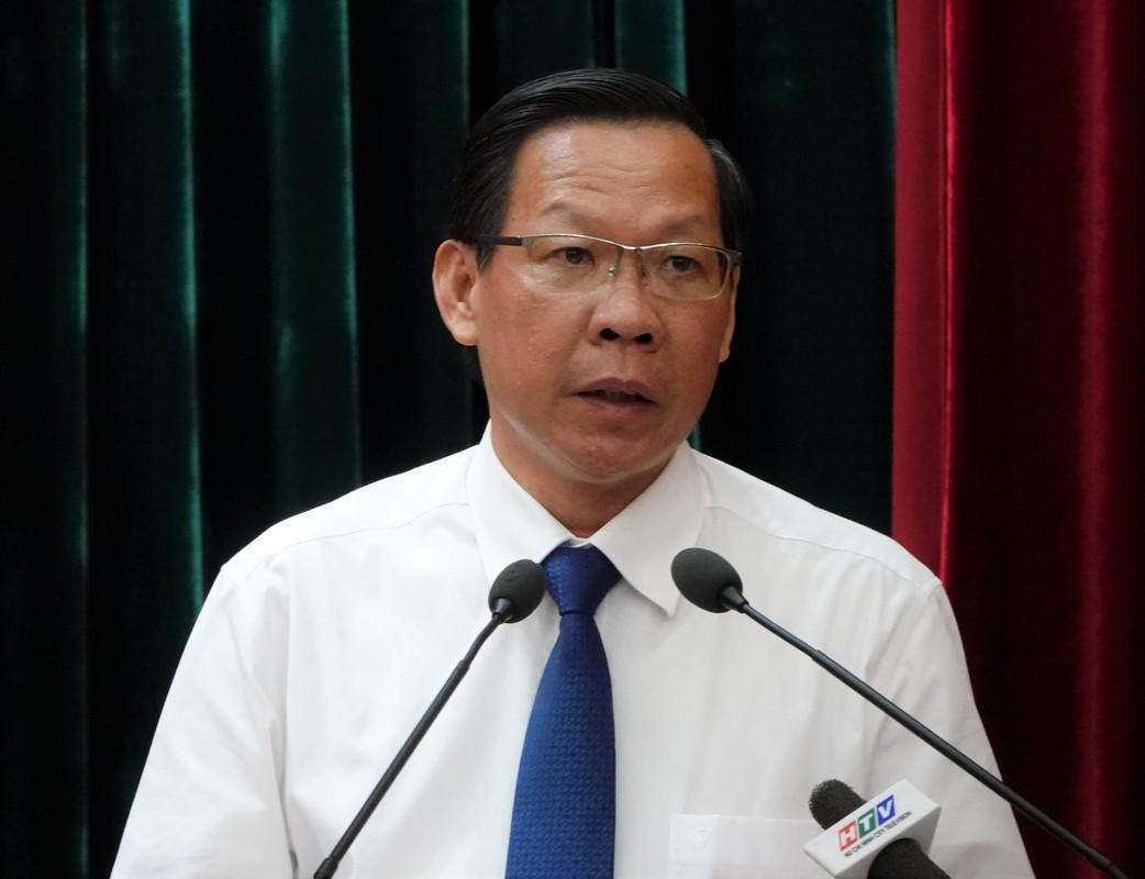 Thu tuong phe chuan ong Phan Van Mai lam Chu tich UBND TPHCM