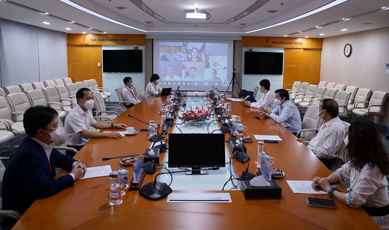 Chan dung tan Tong giam doc PV GAS Viet Nam-Hinh-4