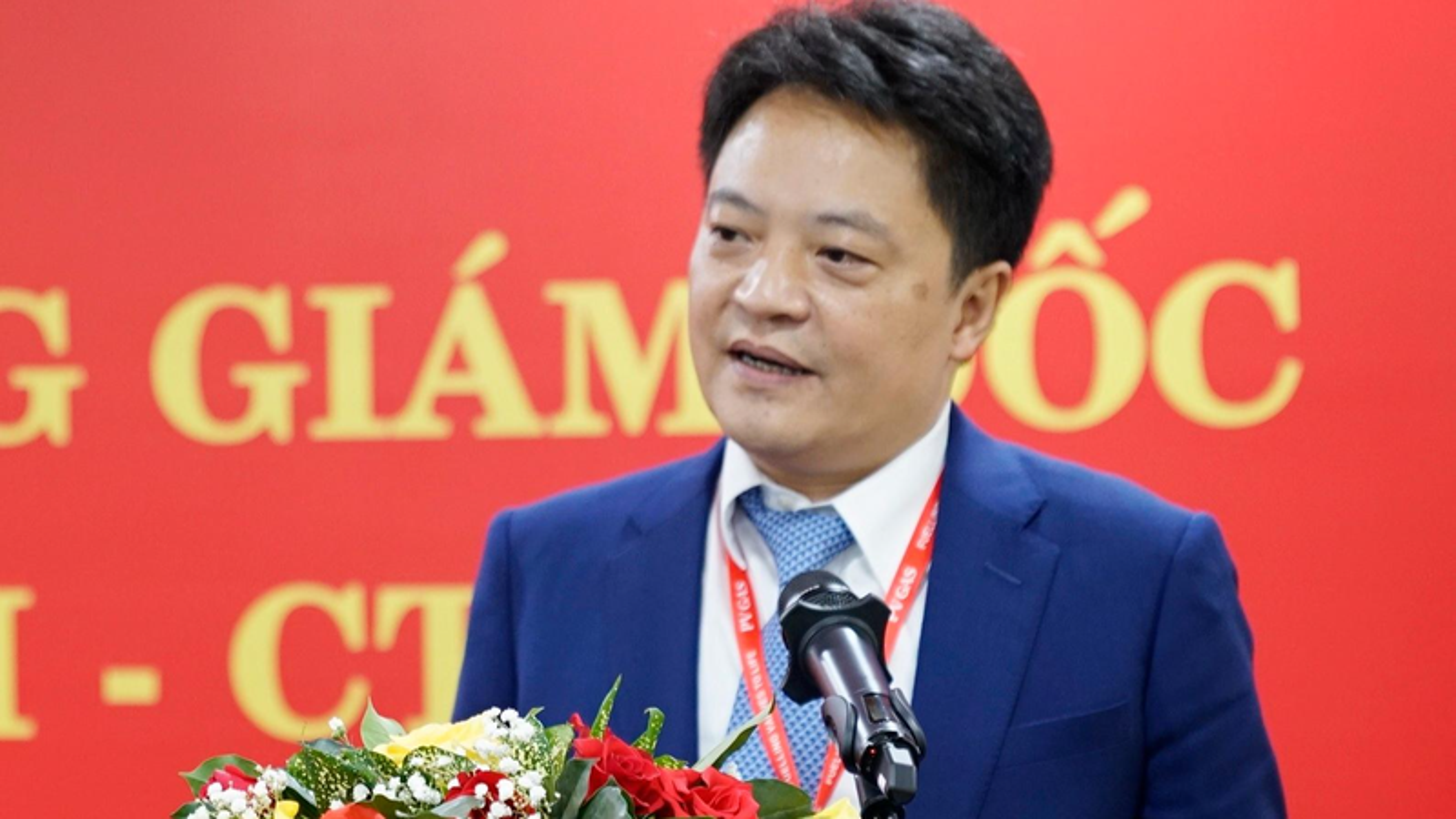 Chan dung tan Tong giam doc PV GAS Viet Nam