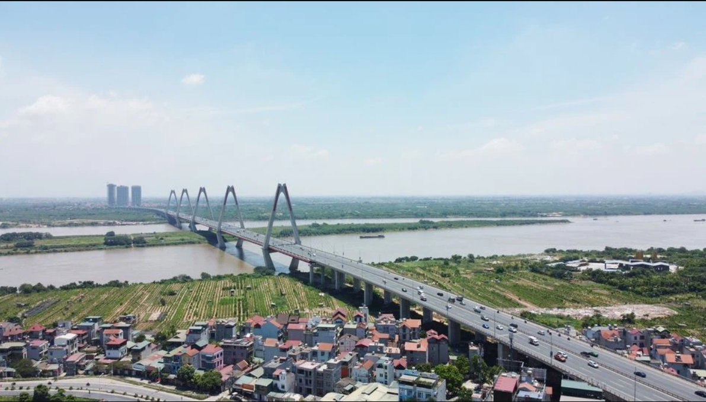 Cac huyen nao cua Ha Noi se len thanh pho thoi ky 2021 - 2030?