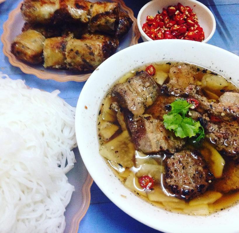 Mon an hut hon co nang me an uong Hari Won-Hinh-5