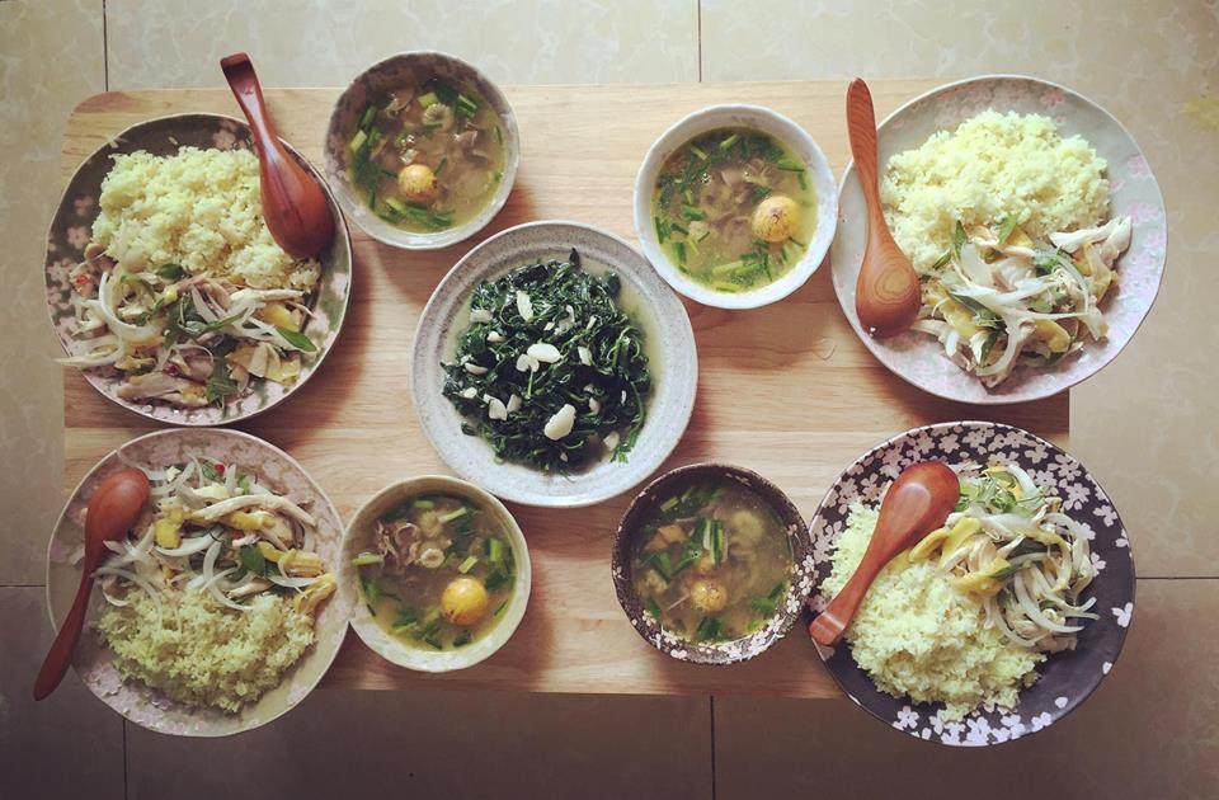Da mat them thuong loat mam com kieu Han cua gai Viet-Hinh-4