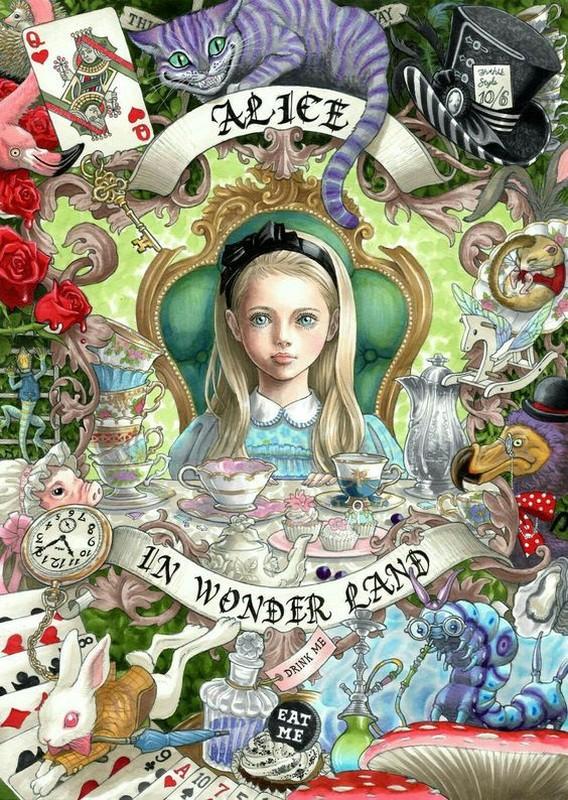 Tuyet pham Alice o xu so than tien va nhung bi an it nguoi biet