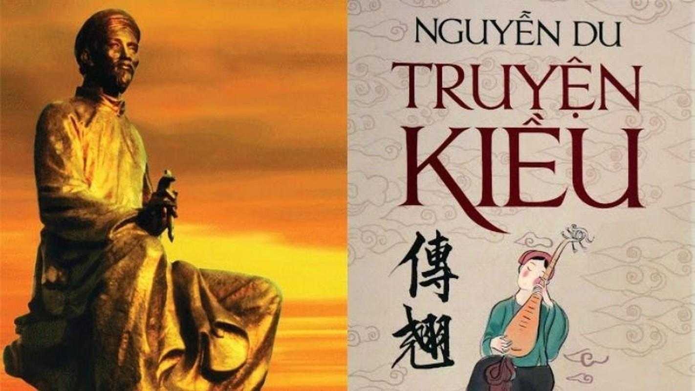 Tranh cai thoi diem Nguyen Du sang tac Truyen Kieu