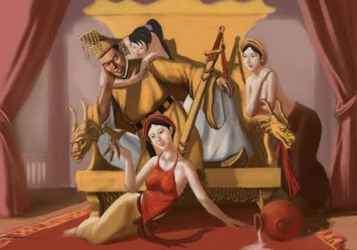 Nhung thu vui ron nguoi cua Vua Le Long Dinh-Hinh-3