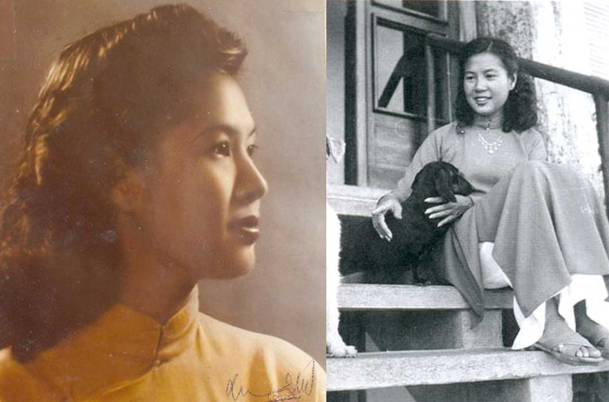 Cuoc doi song gio cua thu phi Mong Diep sau khi gap vua Bao Dai-Hinh-3