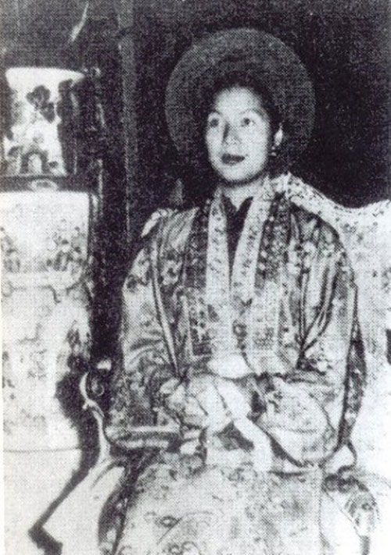 Cuoc doi song gio cua thu phi Mong Diep sau khi gap vua Bao Dai-Hinh-4