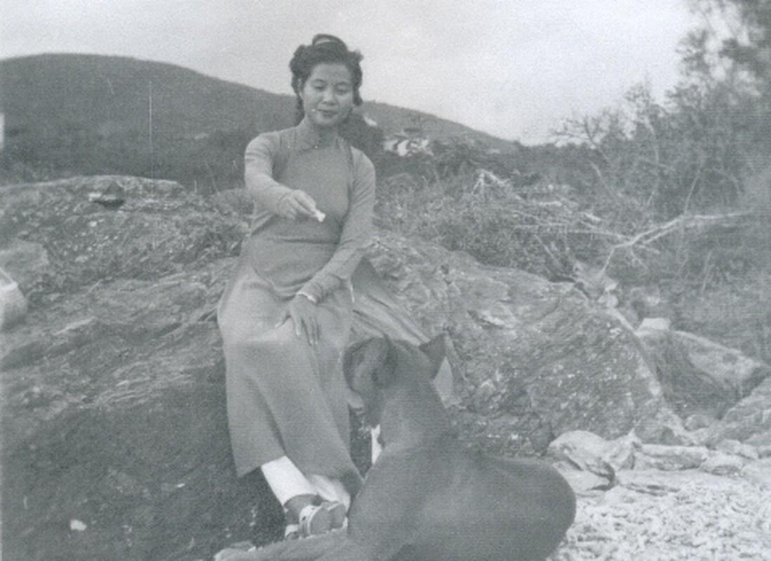 Cuoc doi song gio cua thu phi Mong Diep sau khi gap vua Bao Dai-Hinh-7