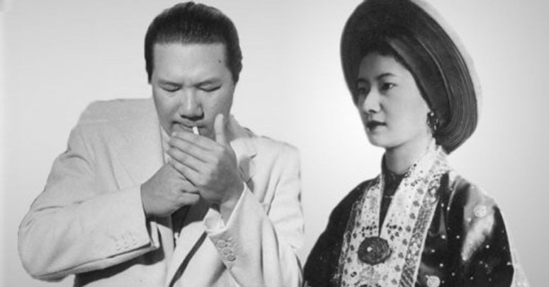 Cuoc doi song gio cua thu phi Mong Diep sau khi gap vua Bao Dai