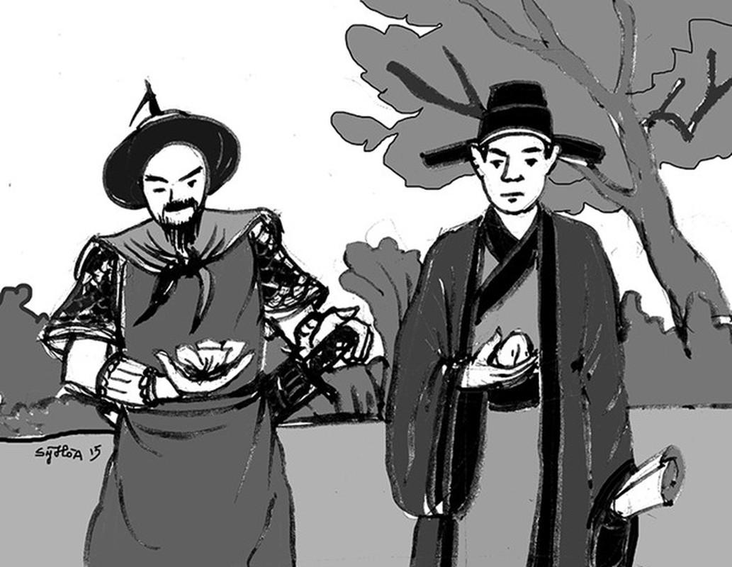 Nguyen Truc, trang nguyen duoc vua ve hinh de canh ngai vang-Hinh-11