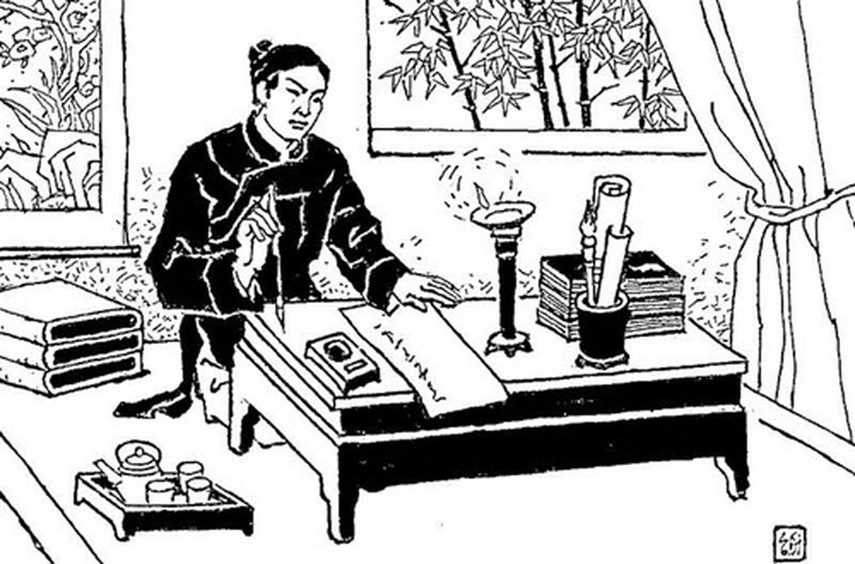 Nguyen Truc, trang nguyen duoc vua ve hinh de canh ngai vang-Hinh-3