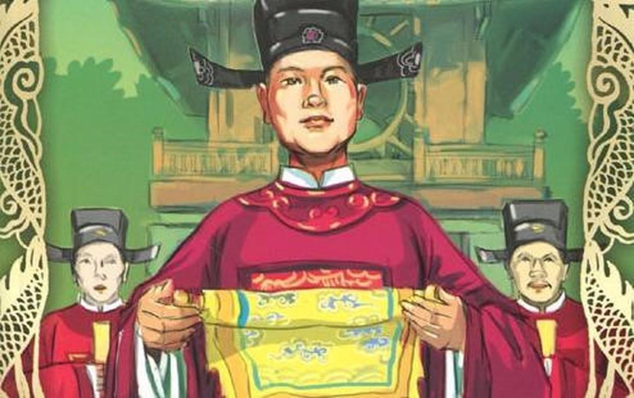 Nguyen Truc, trang nguyen duoc vua ve hinh de canh ngai vang-Hinh-4
