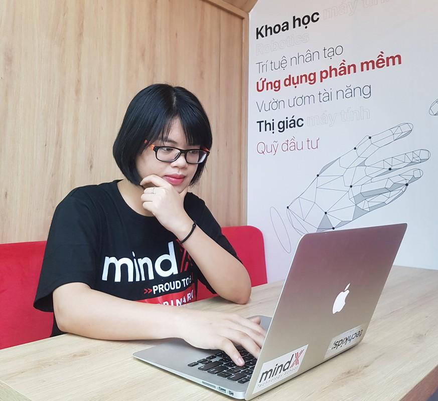 Nha sang lap MindX Education: