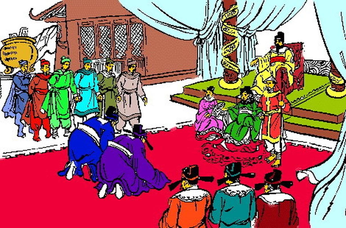 Cuoc doi dau kho, bat hanh va dien loan cua vua Ly Hue Tong-Hinh-3