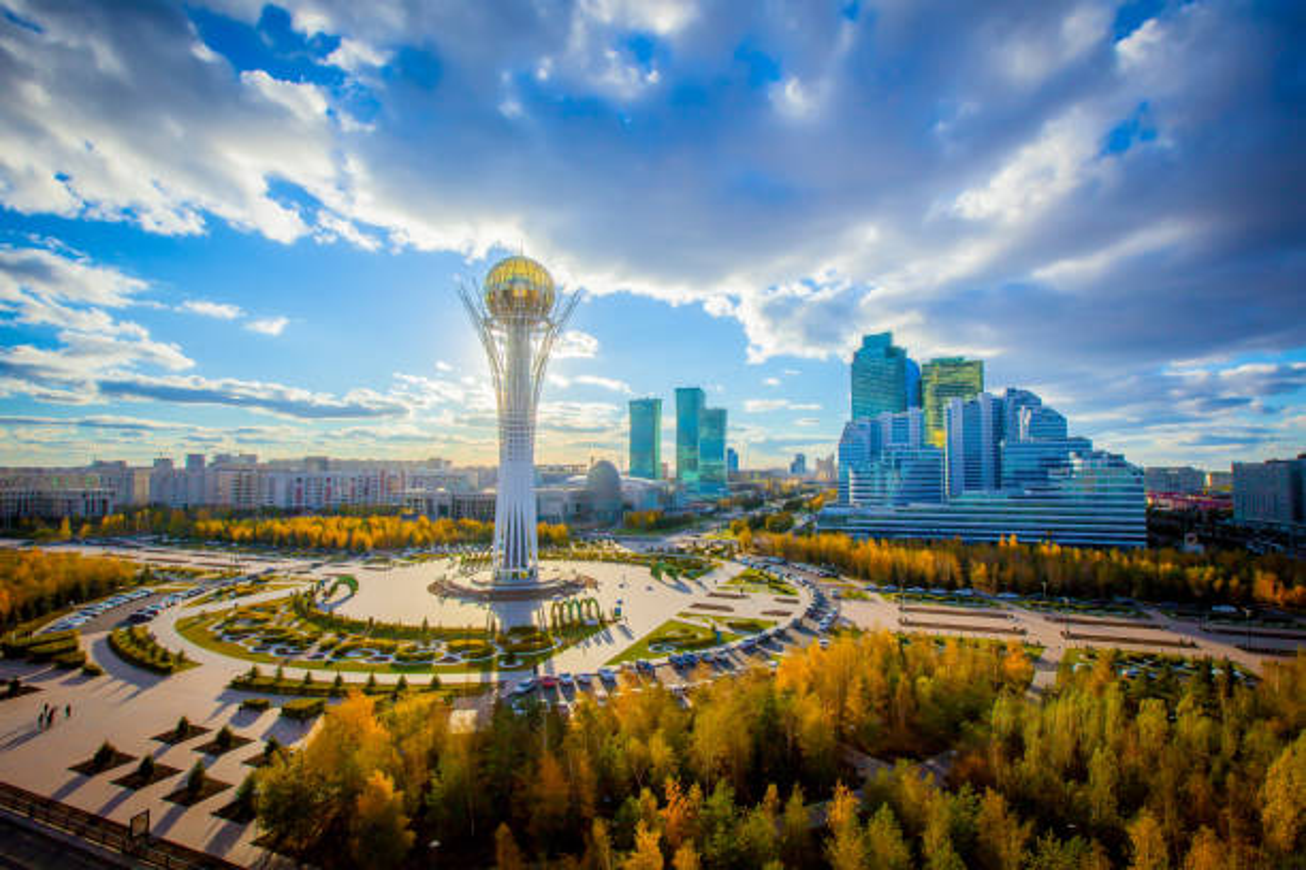 11 dieu vo cung dac biet chi o dat nuoc Kazakhstan bi an