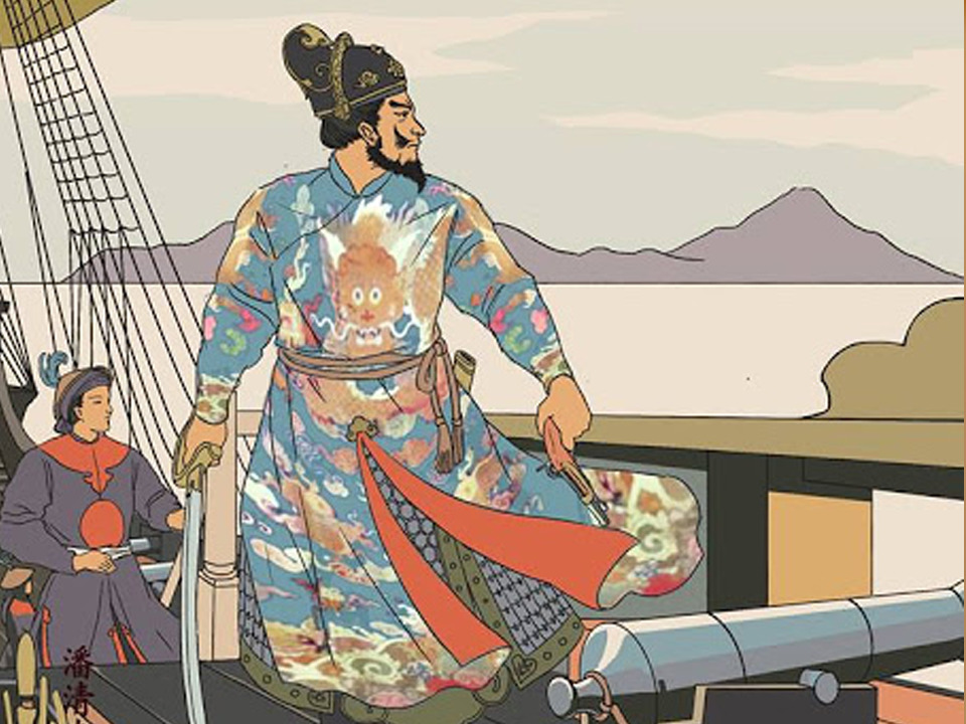 Chan dung ho tuong trieu Tay Son lung lay voi loi long dao