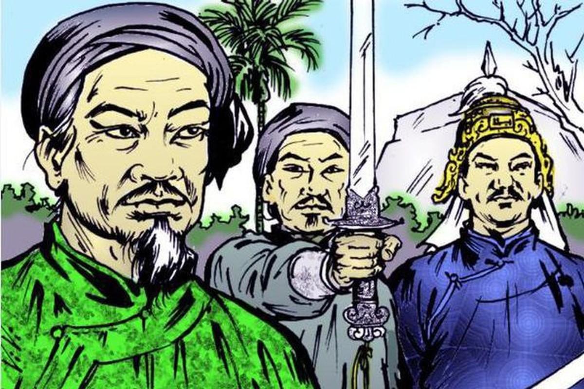 Khong noi tieng nhu anh trai Nguyen Hue, Nguyen Lu co tai gi?