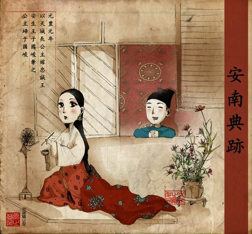 """Cong chua Viet nao ca doi me dam """"chang ban than""""?-Hinh-3"""
