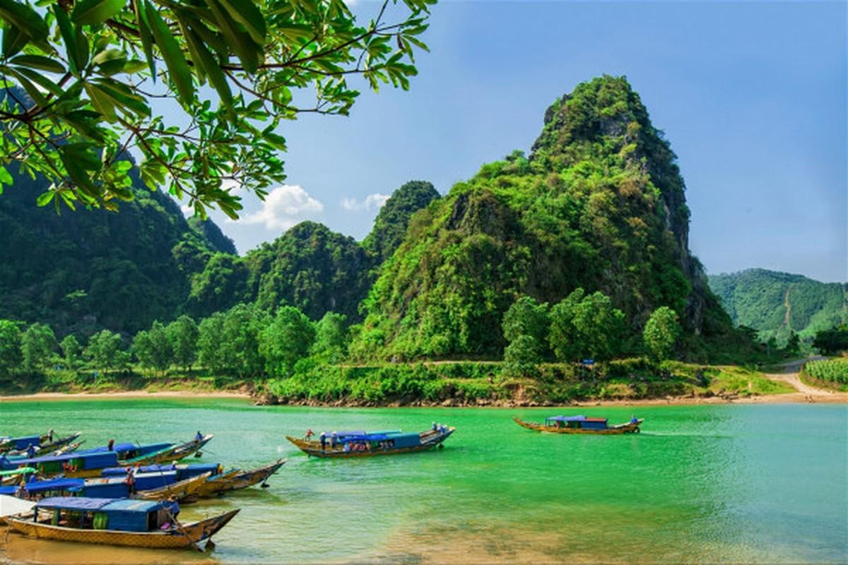 Man nhan loat bau vat vo gia o Vuon quoc gia Phong Nha - Ke Bang-Hinh-2