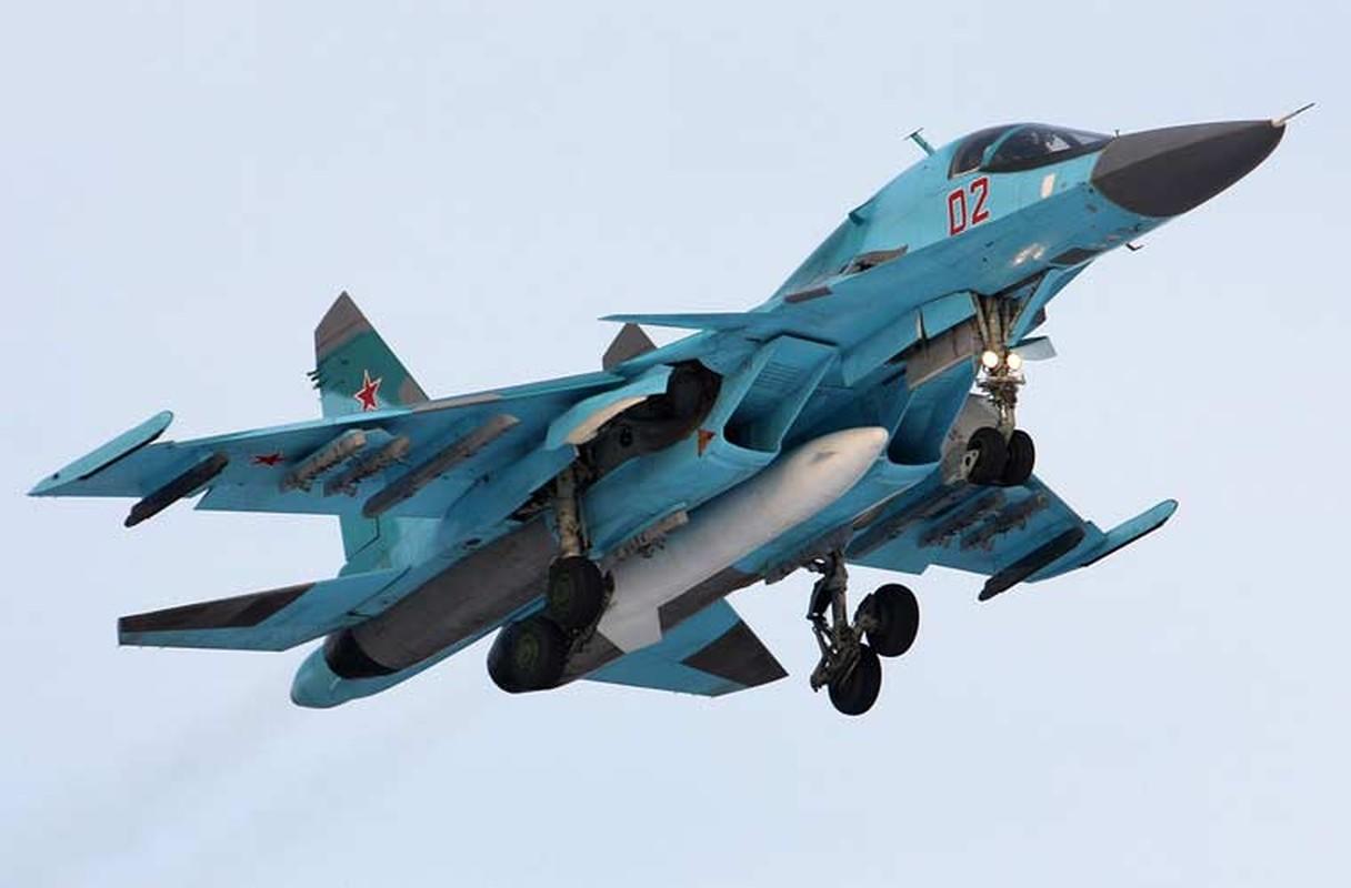 """""""Xe tang bay"""" Su-34 Nga mang vat the la gi?-Hinh-4"""