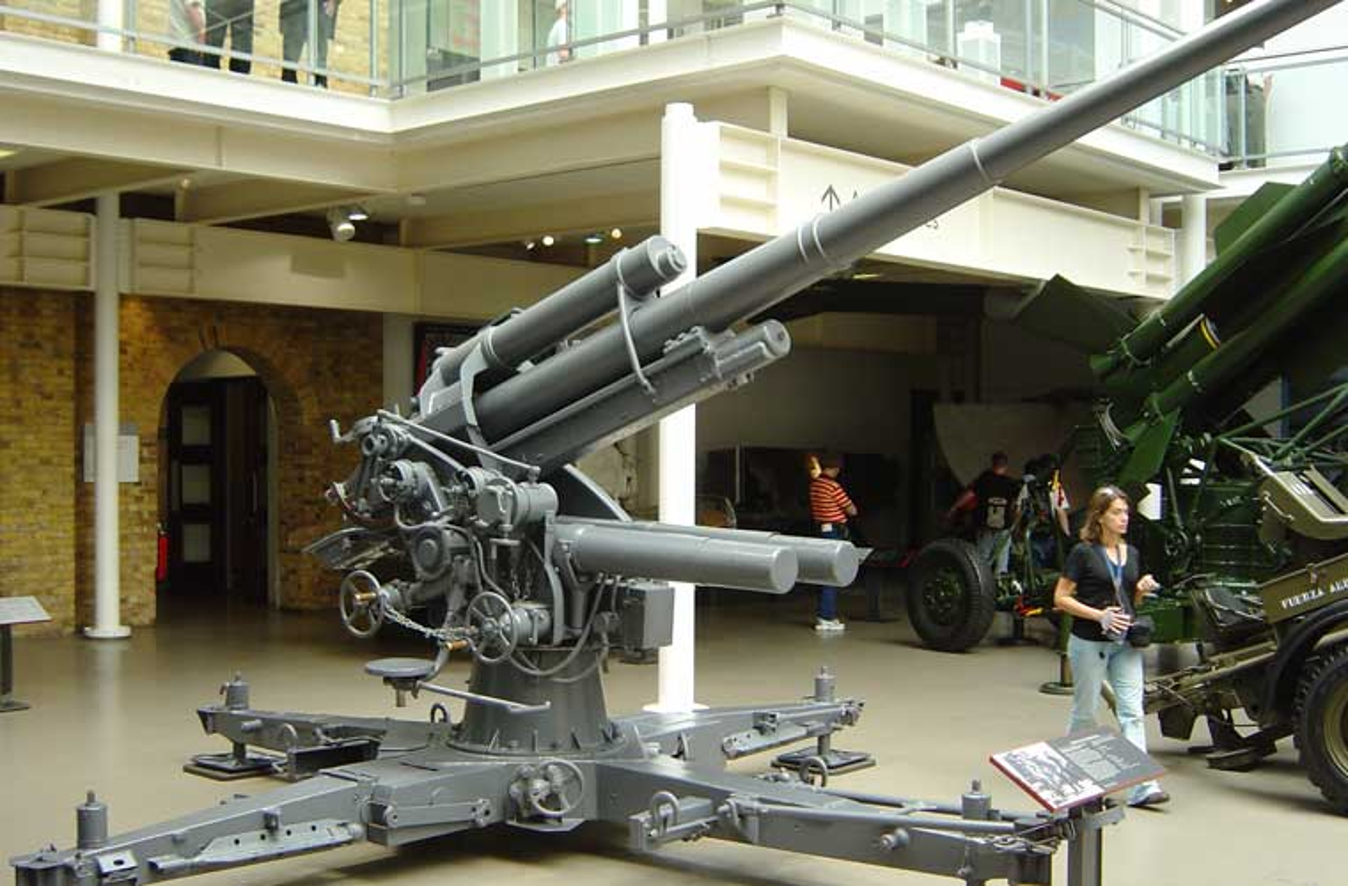 Nguon goc phao phong khong 88mm bao ve Ha Noi, Hai Phong... nhung nam 1954-1960-Hinh-4