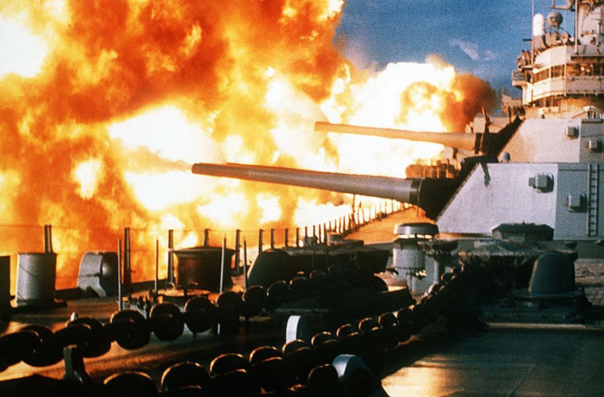 Tốc độ bắn mỗi nòng 2 phát/phút – đó là quá nhanh với siêu pháo 406mm