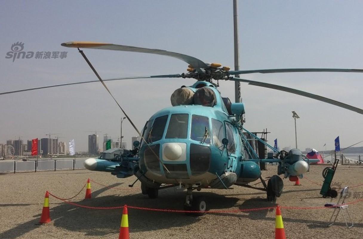 """Chiu choi"" nhu Iran: Bien truc thang van tai Mi-171 thanh ""sat thu"" chong ham"