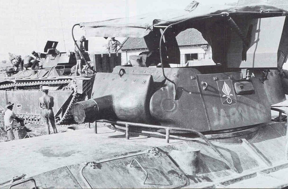 Quan doi Phap tung dung xe tang gi trong Chien tranh Viet Nam?-Hinh-11