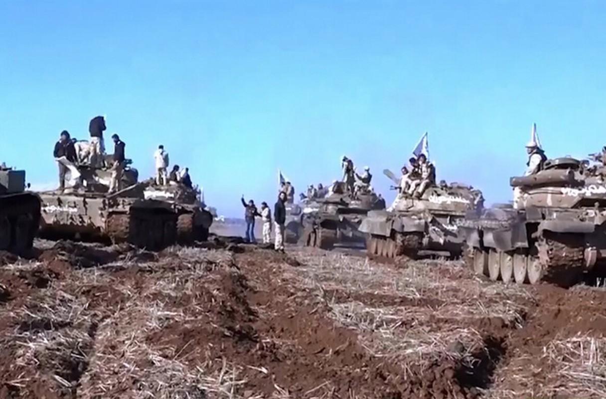 Kinh ngac kho vu khi cua Quan doi Syria Tu do-Hinh-8