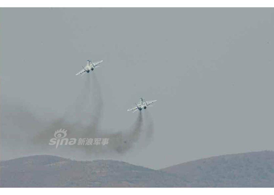Man nhan chien dau co MiG-29, Su-25 Trieu Tien tap tran-Hinh-3