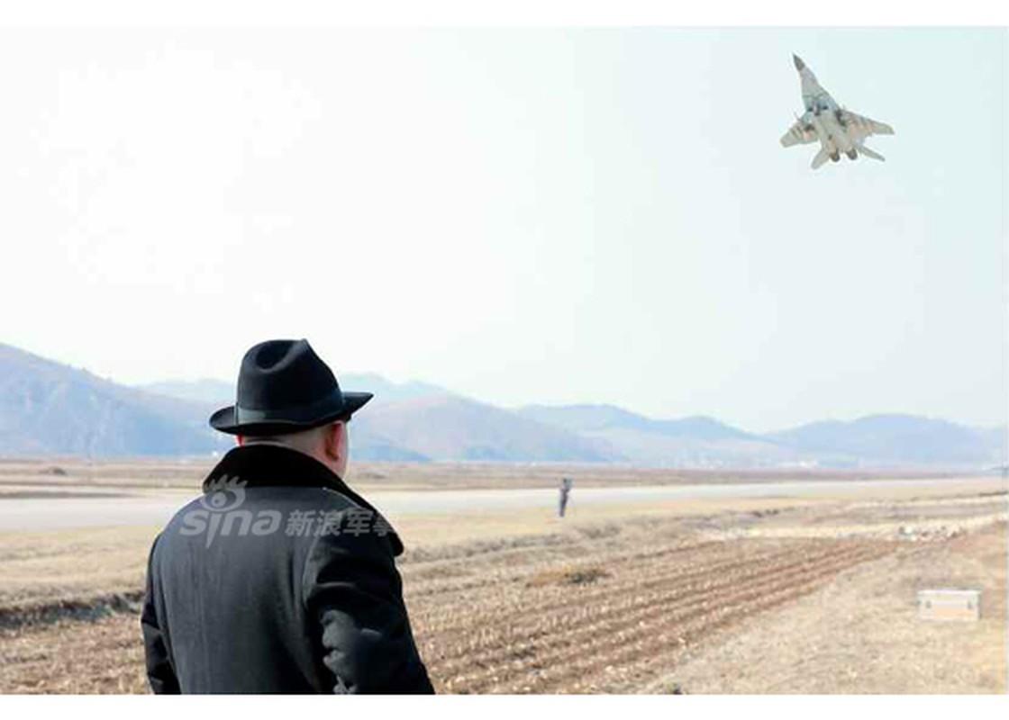 Man nhan chien dau co MiG-29, Su-25 Trieu Tien tap tran-Hinh-4