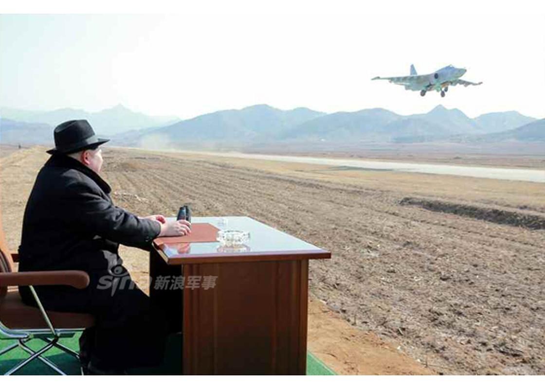 Man nhan chien dau co MiG-29, Su-25 Trieu Tien tap tran-Hinh-5