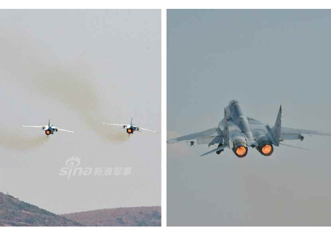 Man nhan chien dau co MiG-29, Su-25 Trieu Tien tap tran-Hinh-7