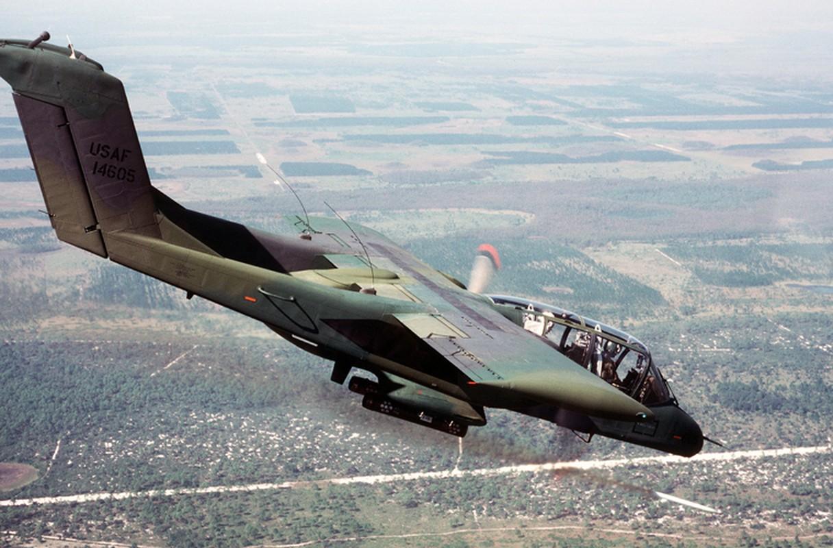 May bay doc la cua My tung dung trong Chien tranh Viet Nam va Syria