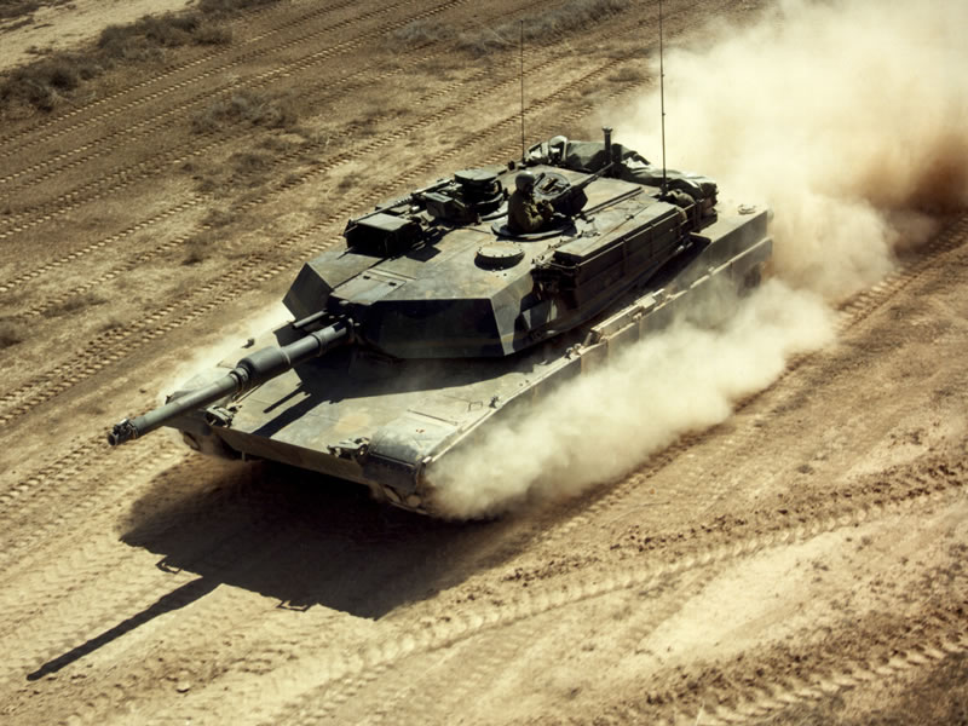Ly do Viet Nam khong can xe tang M1 Abrams My-Hinh-12