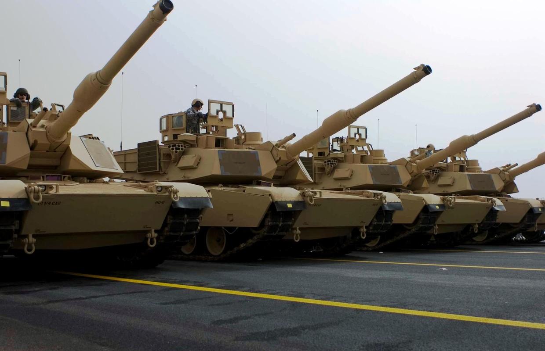 Ly do Viet Nam khong can xe tang M1 Abrams My-Hinh-14
