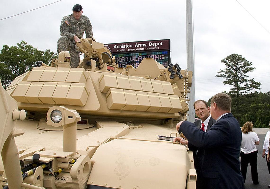 Ly do Viet Nam khong can xe tang M1 Abrams My-Hinh-8