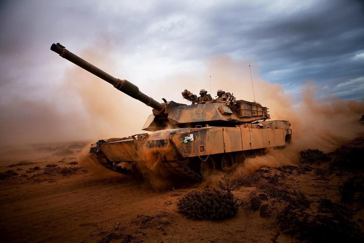 Ly do Viet Nam khong can xe tang M1 Abrams My